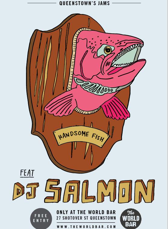 DJ Salmon
